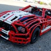 ShelbyGT500Lego