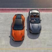 Jaguar F-Type SVR Kabrio Coupé Spoiler Dach Motorhaube