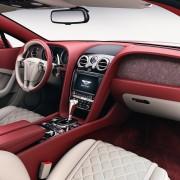 Edles Steinzeug im Bentley von Mulliner