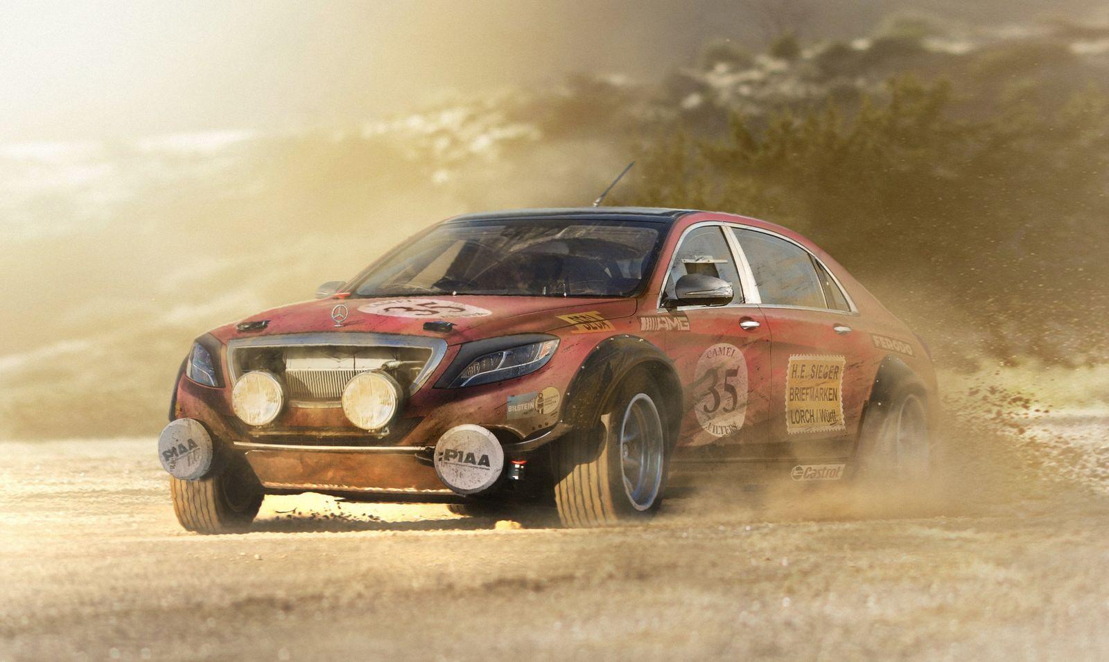 Rallyeautos
