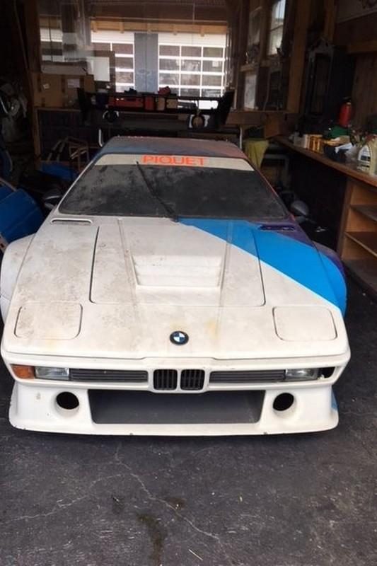 BMW M1 Prototyp