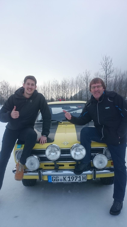 Opel Vintage Rallye