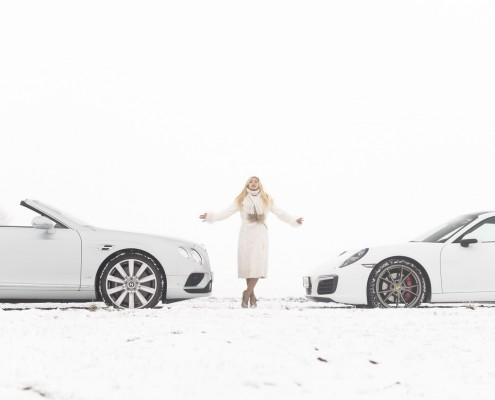 Noelle Bentley Porsche