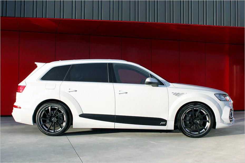 Audi ABT QS7