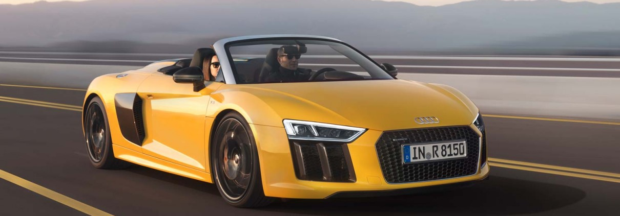 Audi-R8-Spyder_Front_Offen_Verdeck