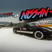 NissanGTRSnowboarder