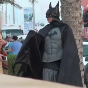 Batman Gold Digger Prank