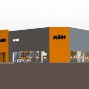 KTM Flagshipstore Wien 3