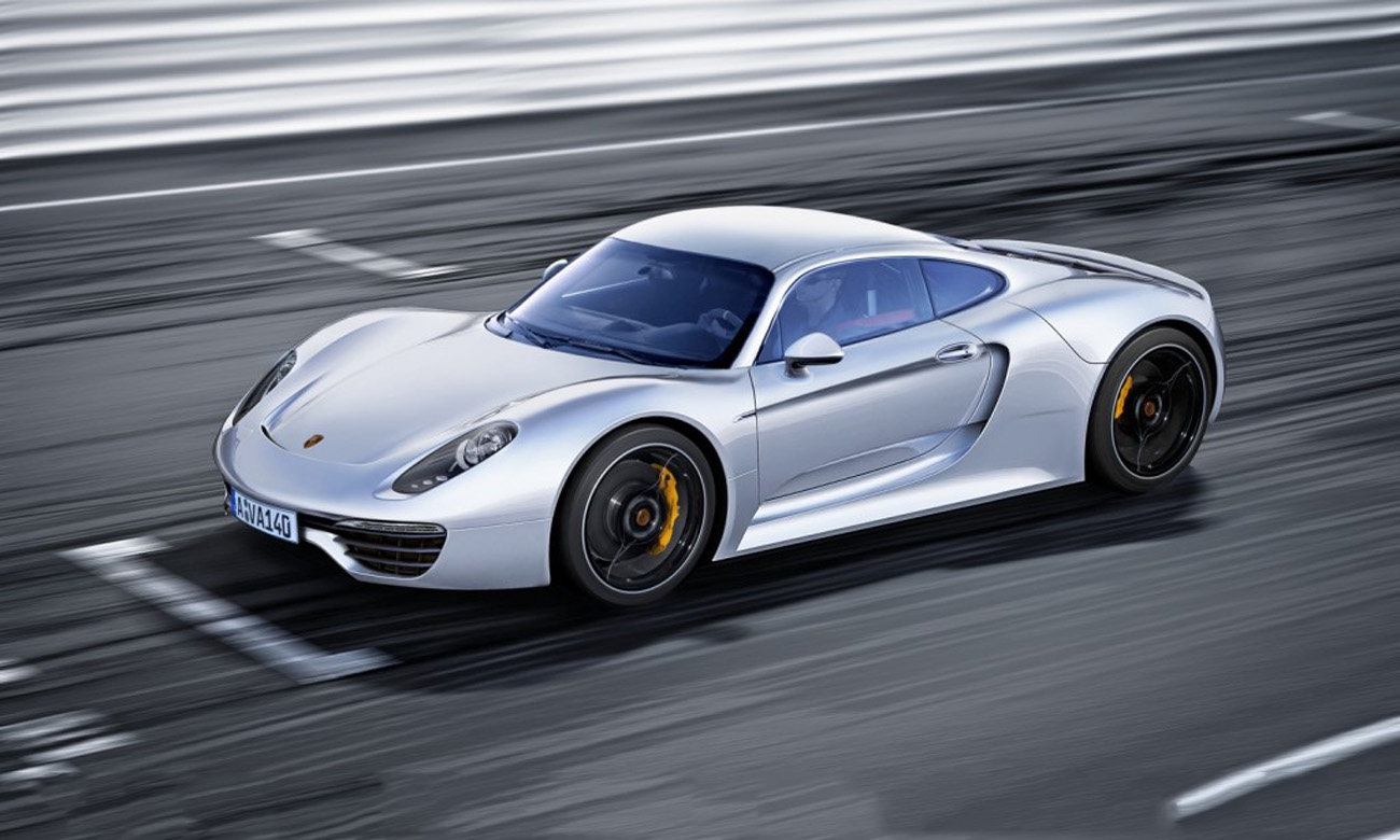 Porsche 960 - kommt der neue Supersportler?