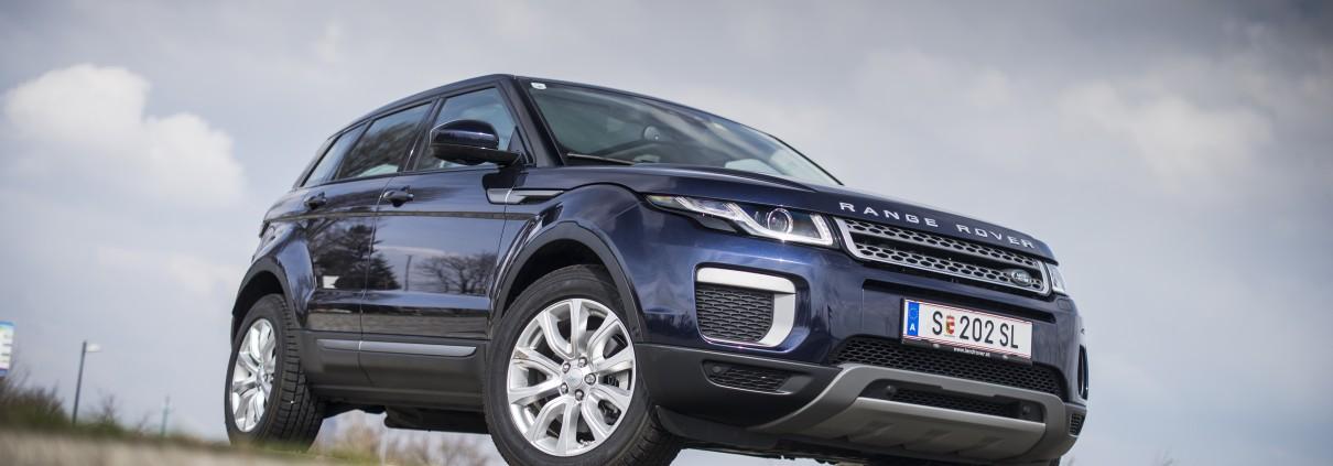 Range Rover Evoque Front Felgen Alufelgen LM-Felgen