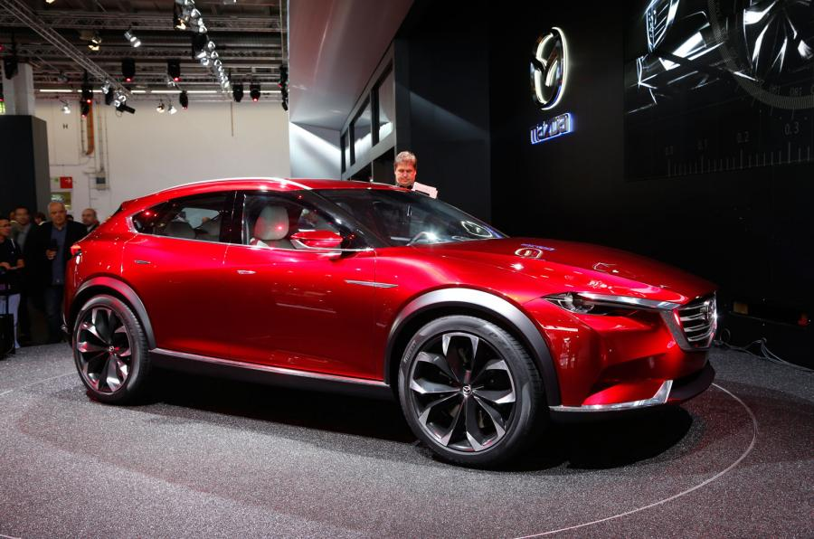 mazda cx-4 – neues suv-coupé! - motorblock