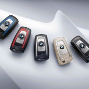 New BMW 3 Series: ID transmitter (10/2011)