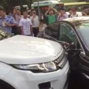 Range Rover vs. Jaguar