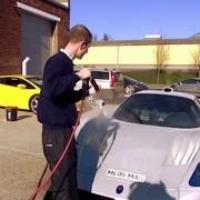 Der beste Fahrzeugwäscher