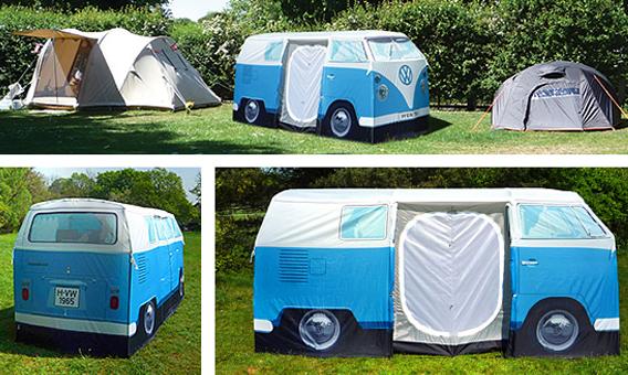 mit dem vw bus zelt ab zum camping trip video. Black Bedroom Furniture Sets. Home Design Ideas