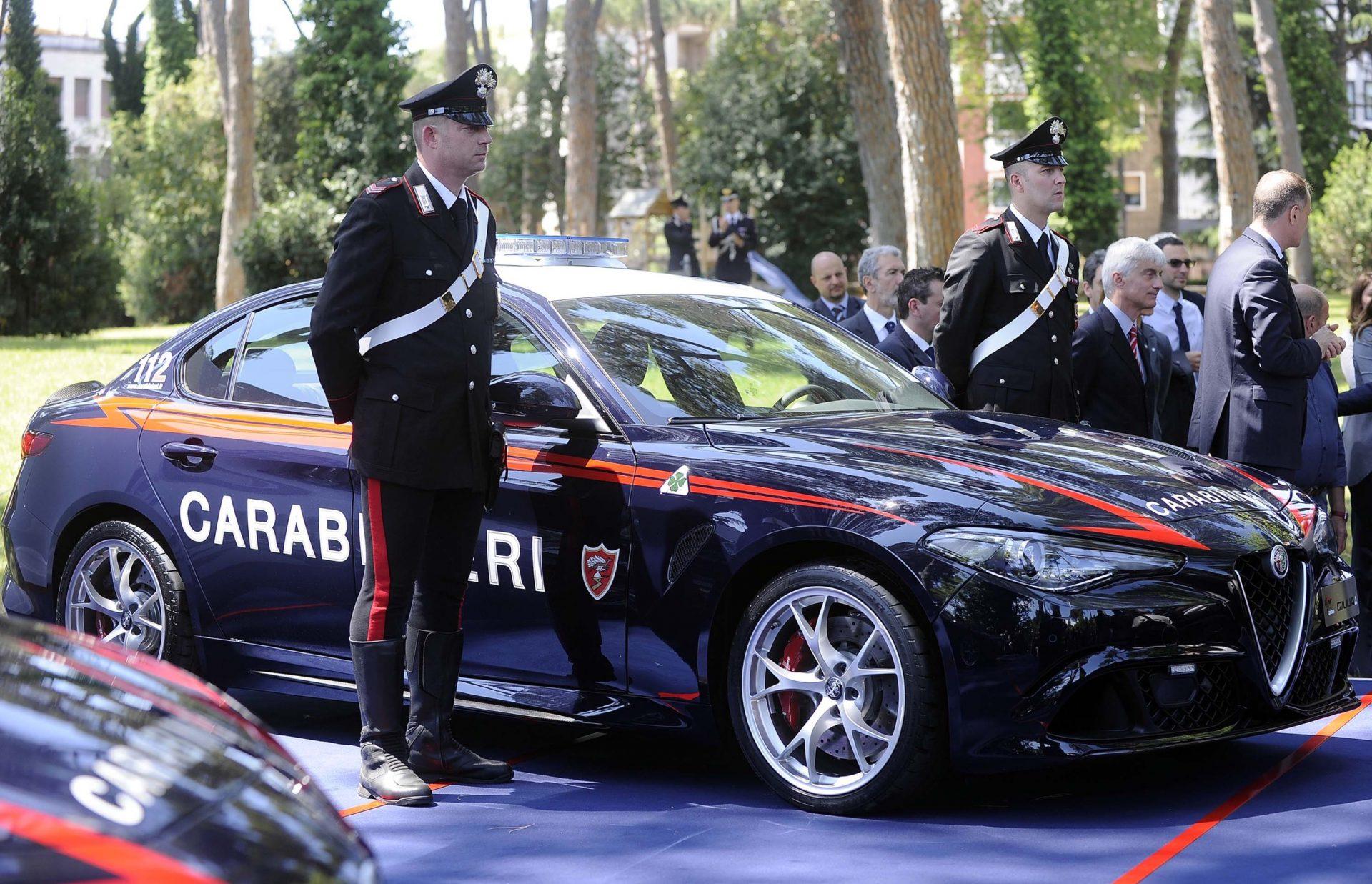 Giulia Carabinieri
