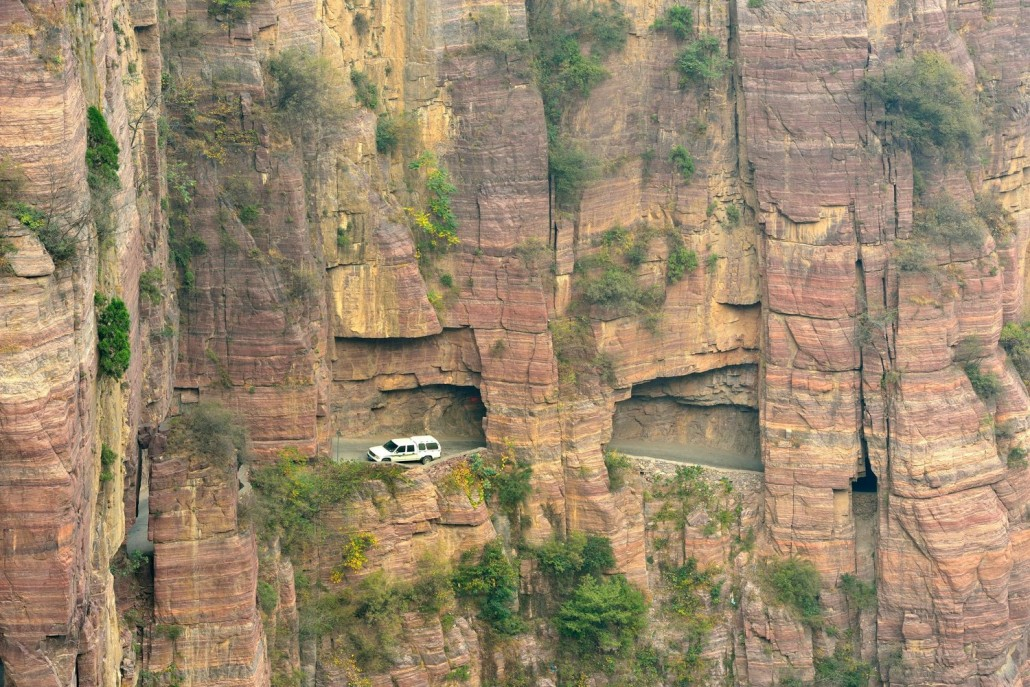 Gefährliche Straßen
