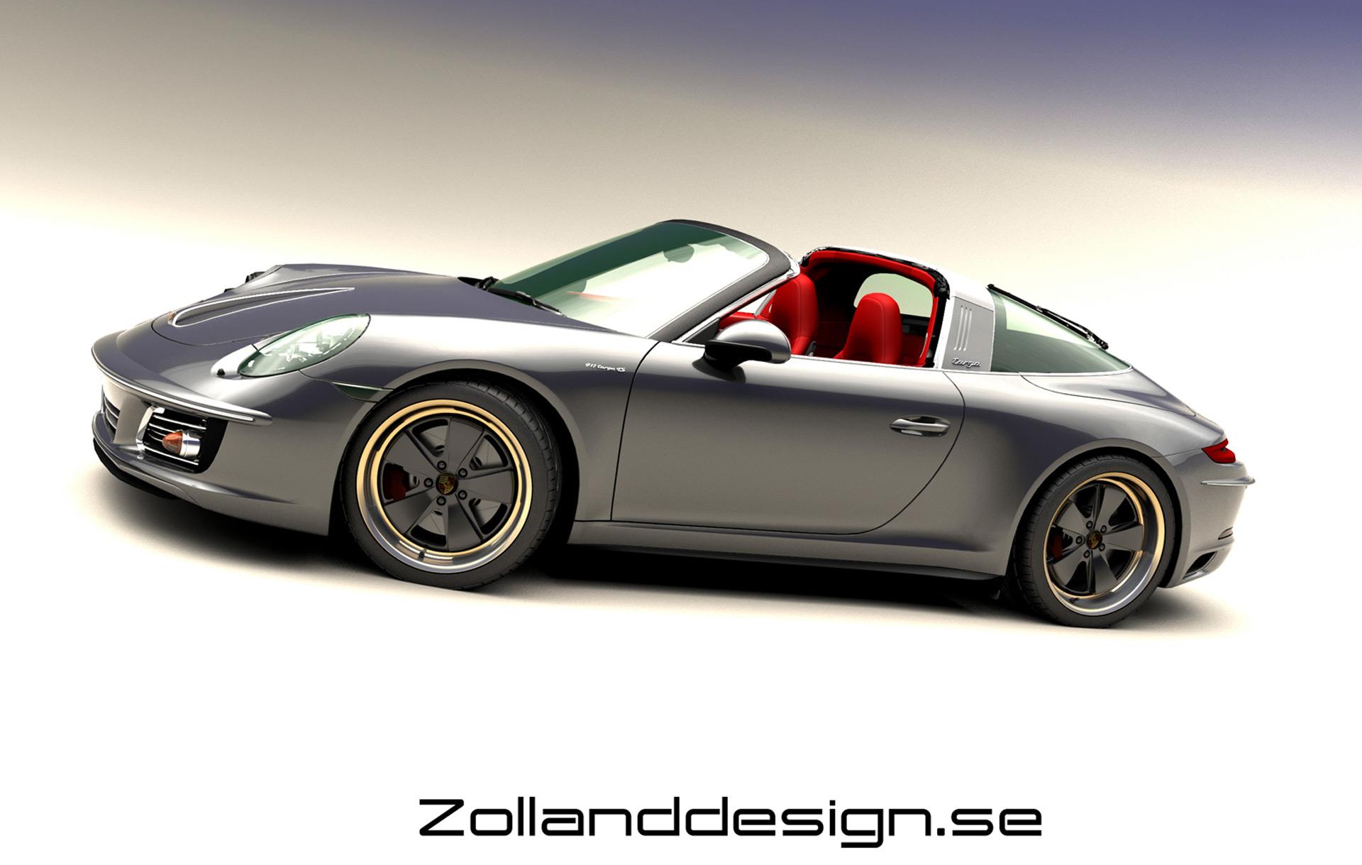 Zolland Design Porsche