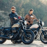 AUFMACHER Moto Guzzi V9 Bobber und Roamer