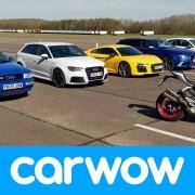 Audi Drag Race