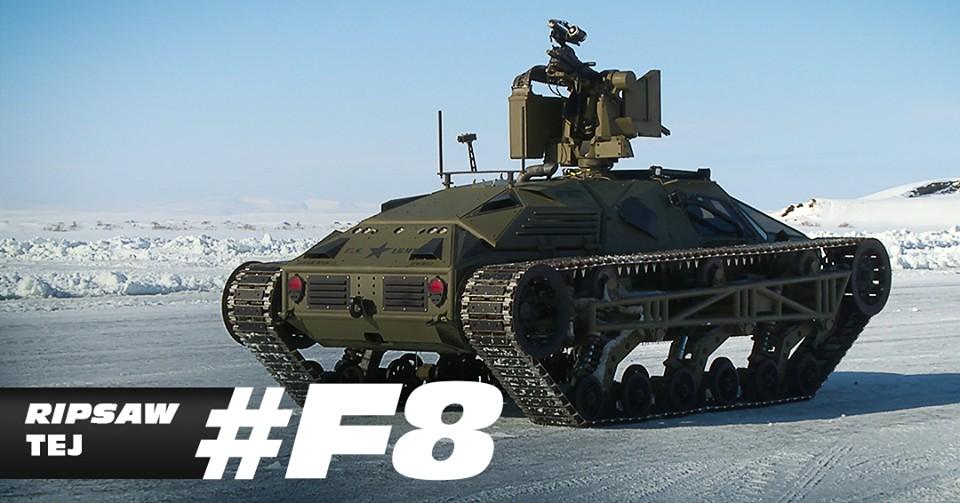 Die Autos von F&F8