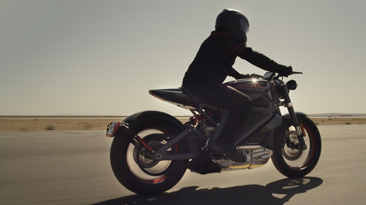 Elektro-Harley