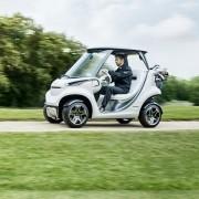 Mercedes-Golf