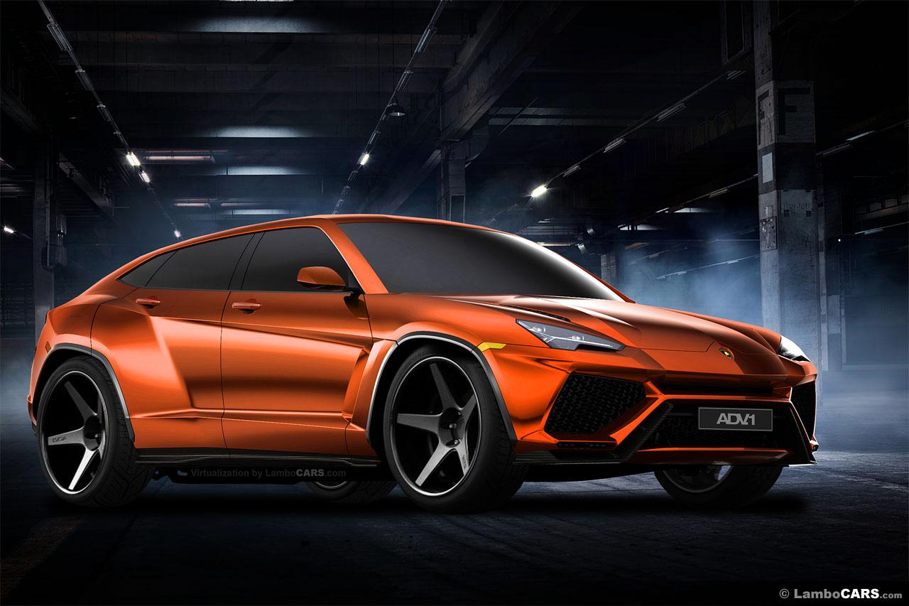 Lamborghini Urus – Konzepte des Grauens! - Motorblock