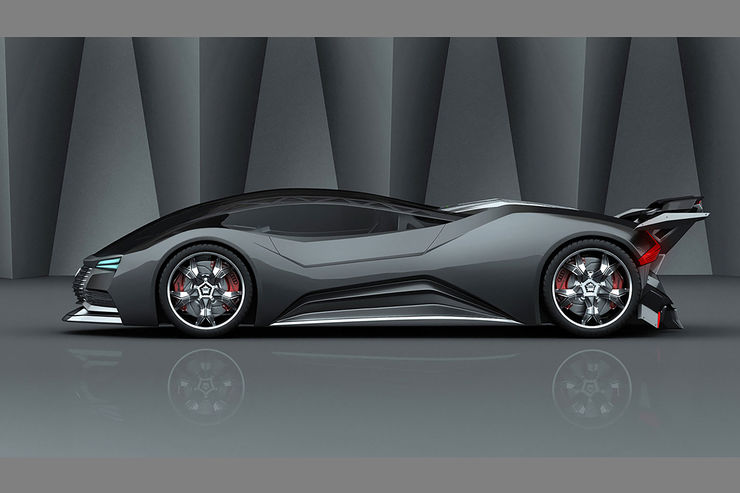 Audi Mesarthim Konzept