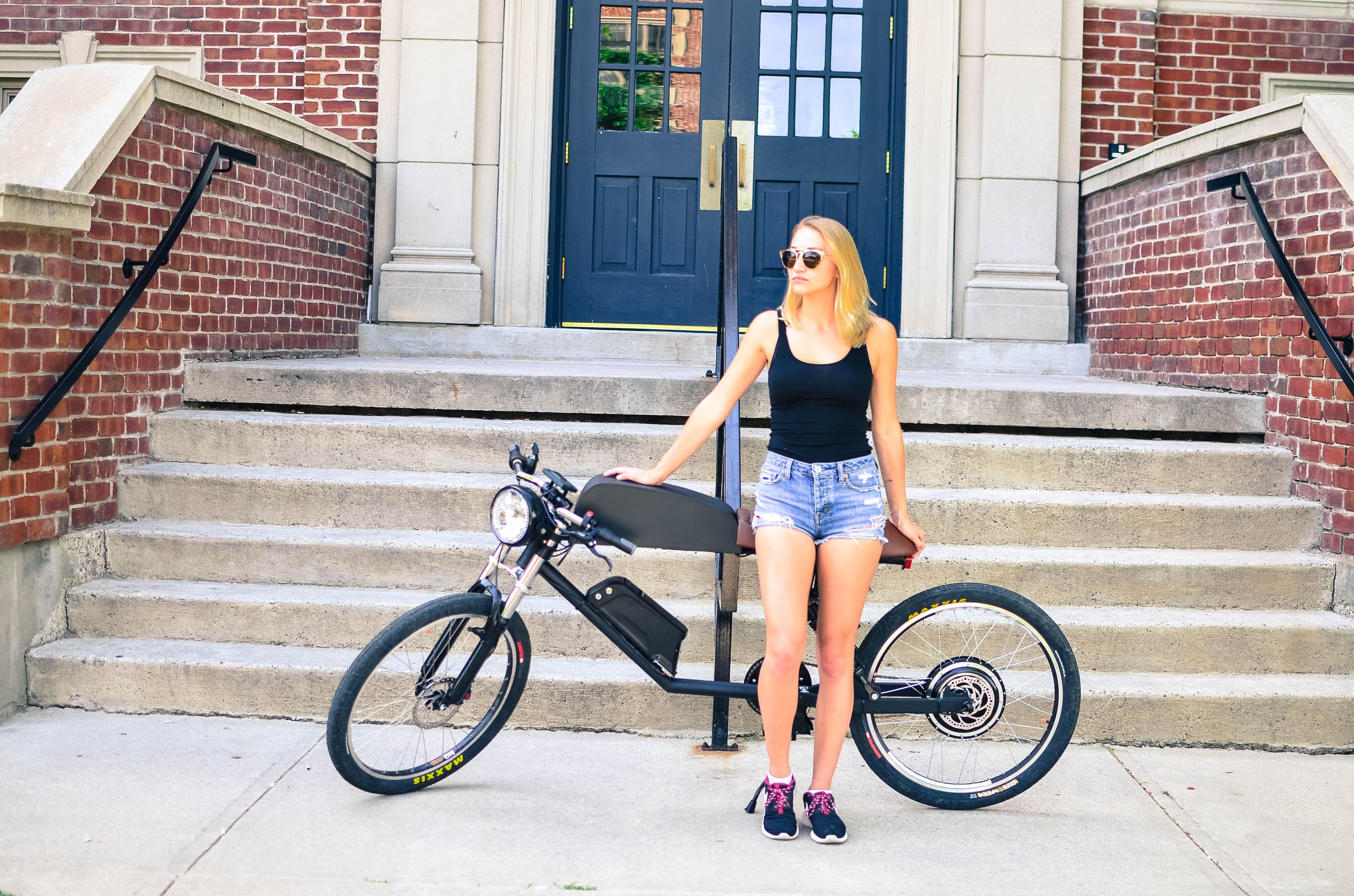 Tempus Electric Bike