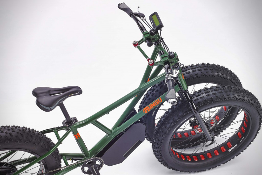 Rungu Electric Juggernaut Bike