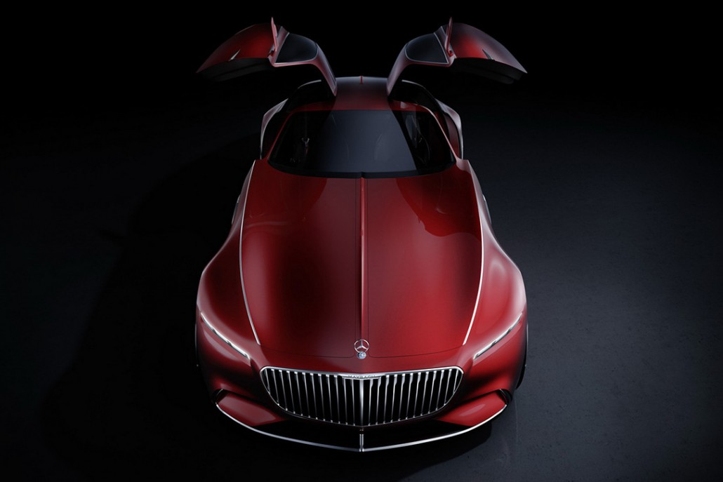 Vision Mercedes-Maybach