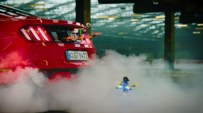 Ford Drohnenrennen