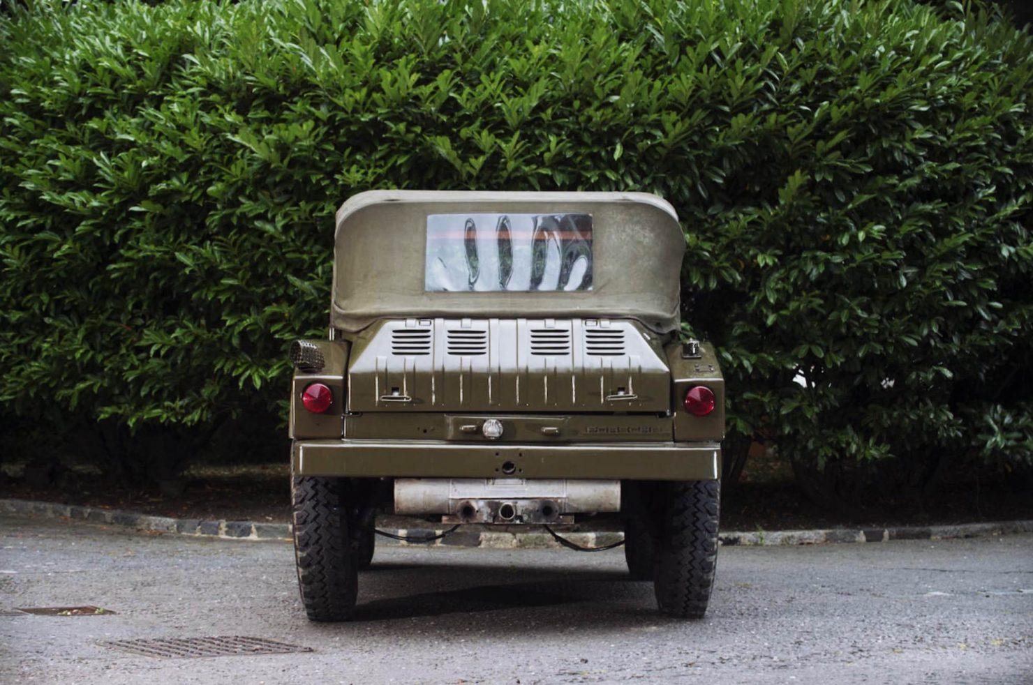 Porsche 597 Jagdwagen 4×4