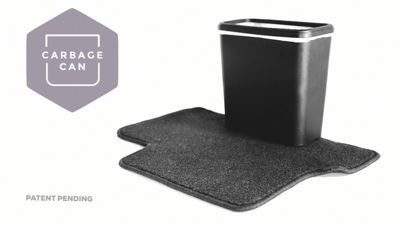 mit der carbage can zum sauberen auto video. Black Bedroom Furniture Sets. Home Design Ideas