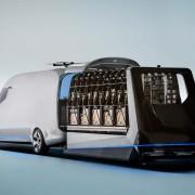 Mercedes-Vision-Van-Paket-Heck-System