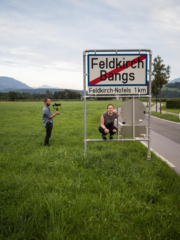 Bangs - Der westlichste Punkt Österreichs