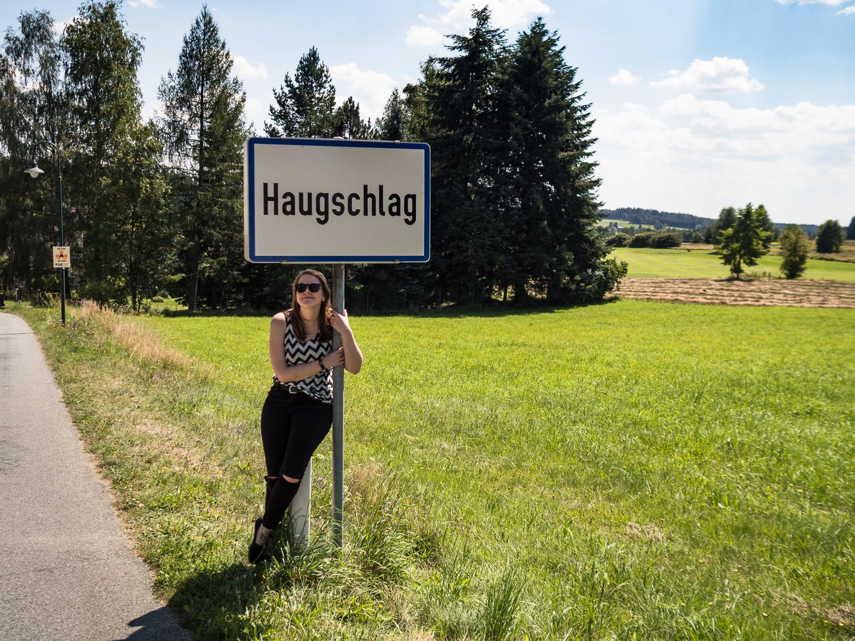 Haugschlag - Der nördlichste Punkt Österreichs