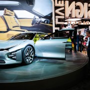 Paris - Mondial de l'automobile 2016 / Illustrations stands
