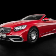 Mercede-Maybach-S-650-Cabrio-Front-Seite-Design