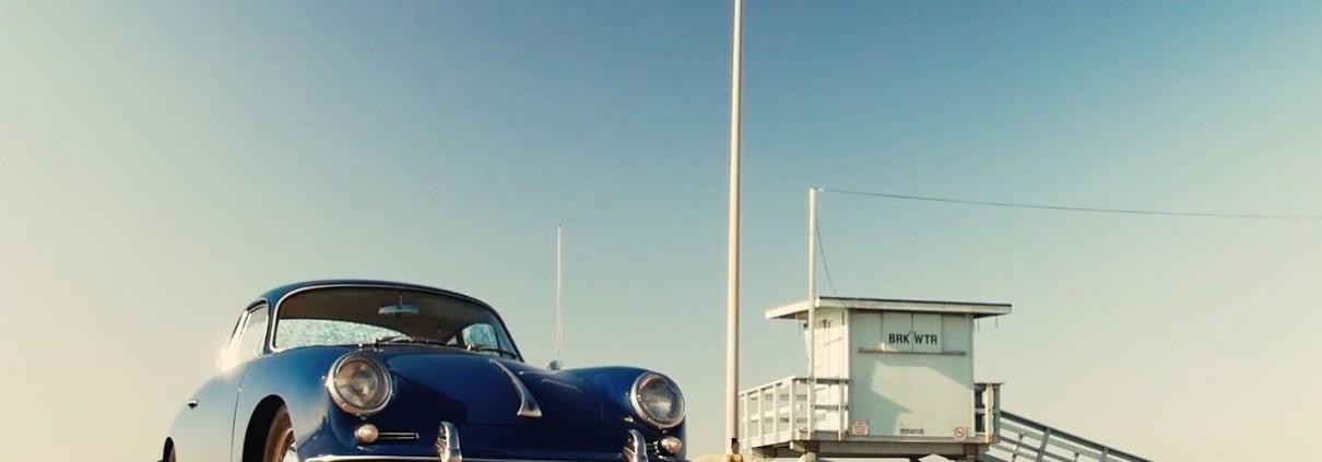 Porsche356_Beach