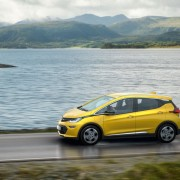 Range champion: The Opel Ampera-e has the edge on its competitors with an electric range of 500 kilometers.