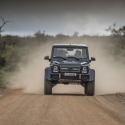 MercedesG 650 Landaulet Press Test Drive South Africa 2017