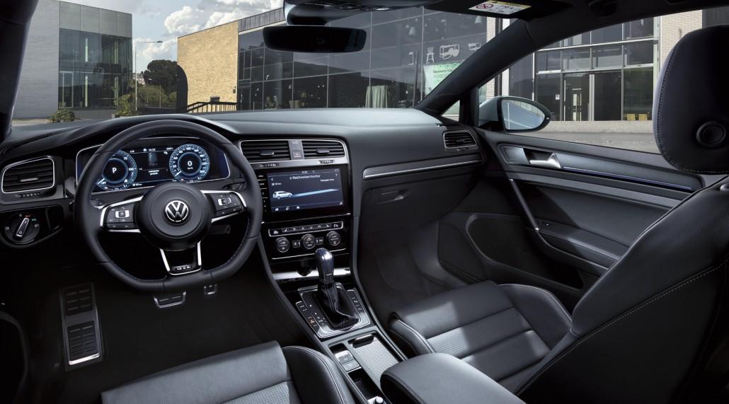 Intuitiv! Gestensteuerung im VW Golf 7