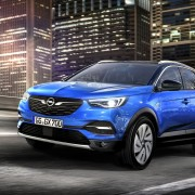 2017 Opel Grandland X - Sperrfrist bis 19. April