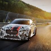 Jaguar XE SV Project 8 prototype testing Nurburgring World Copyright: Patrick Gosling / Beadyeye Ref:  XE_SV_Project8_NBR-1164.CR2