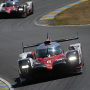 TOYOTA GAZOO  Racing.  Le Mans 24 Hours Race, 12th to 18th June 2017 Circuit de la Sarthe, Le Mans, France.