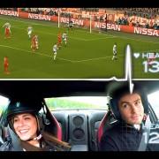 Fußball oder Auto