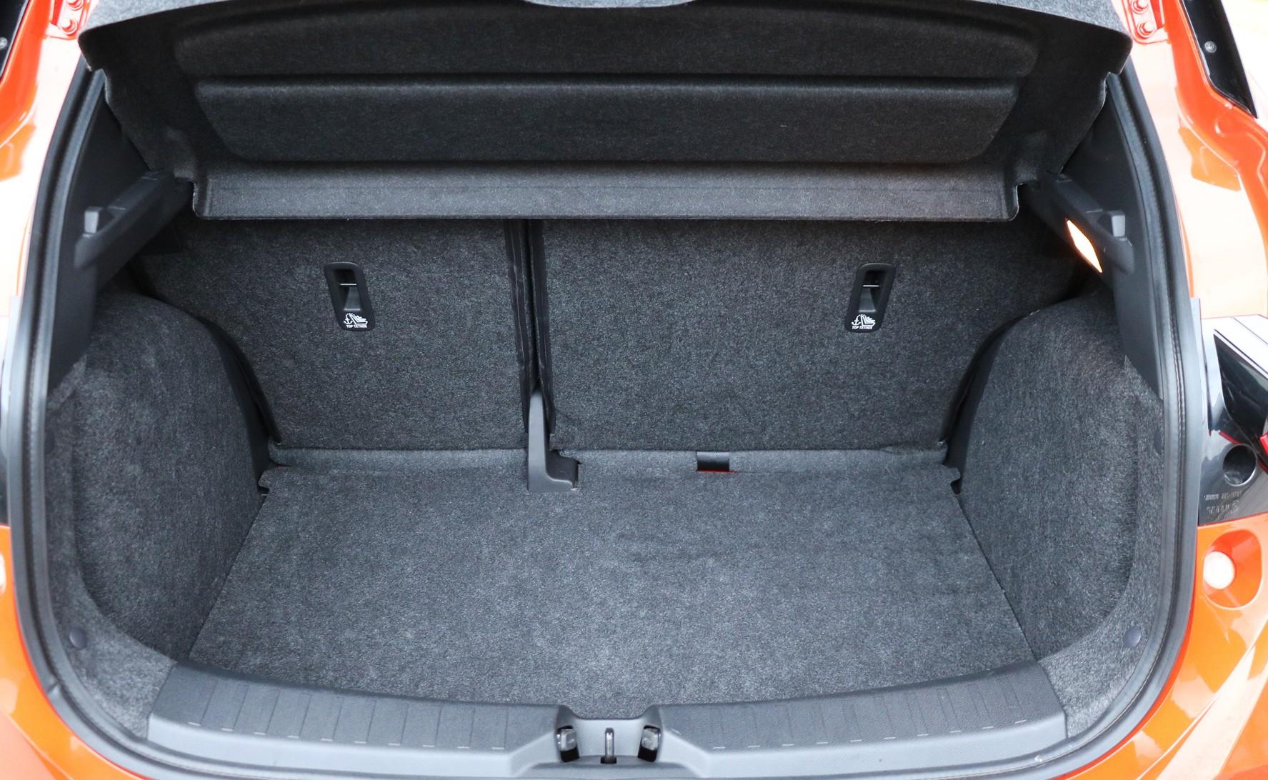 kleinwagen mit großem kofferraum