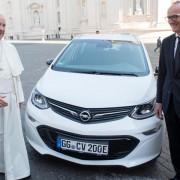 Papst zuschnitt